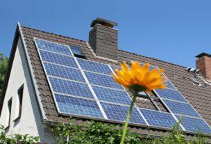 Domestic Solar Panel Roof - Social Solar