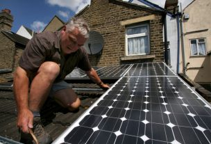 Solar Panel Fitting on Personal Property - Social Solar